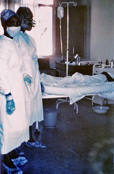 Ebola Virus - Symptoms, Preventions, Treatment & Photos of Patience